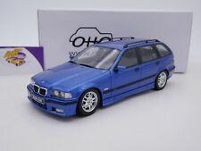 Ottomobile OT358 # BMW 328i (E36) Touring M Pack Baujahr 1997 blaumetallic 1:18