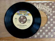 KISS, Dirty Living/Sure Know Something, Casablanca 45 RPM & Sleeve, 1979, NB-863