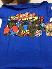 Street Fighter Vs Tokidoki Men's Unisex T-Shirt Size S Small NWT