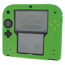 Protective Case for 2ds Nintendo Silicone GEL Cover ZedLabz – Green