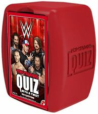 Winning Moves WWE Quiz Top Trumps Game - 500 questions  NEW 2017