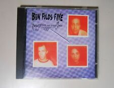 Whatever and Ever Amen by Ben Folds Five (CD, Mar-1997, Sony Music Distribution