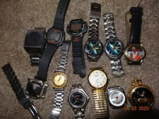 Watch Lot 12 Casio, Timex, Kenneth Cole, Lorus And More Extra Watch Band
