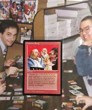 Magic MTG Legends Dwarven Song NM / M Uncommon Set Builder English