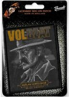 Official Licensed Merch Woven Sew-on PATCH Heavy Metal VOLBEAT Outlaw Gentlemen