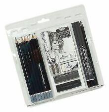 Royal & Langnickel Rart-200 Essentials Sketching Pencil Set 21-piece