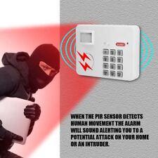Wireless PIR Antifurto Sensore Movimento Allarme Sicurezza Casa giardino Remoto