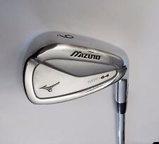 mizuno mp64 eisen 9 dynamic gold x100 stahl shaft, golf pride grip