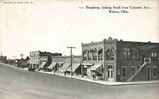 Walters - OK Oklahoma - Broadway - 1909