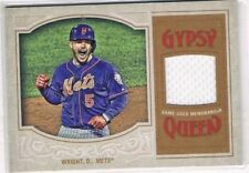 Topps Gypsy Queen Not Authenticated Baseball Cards