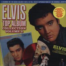 Elvis Presley - Top album collection volume 2 (Vinyl 5LP - 2002 - US - Original)