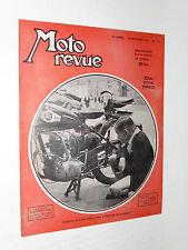 MOTO REVUE N°1115 1952 ROYAL ENFIELD BULLET 350 CMC USINES PEUGEOT CALENDRIER 53