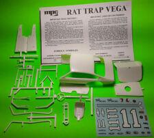 Body hood roll cage floor pan decal Rat trap 1974 Vega Modified Race Car 1/25