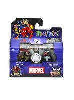 Marvel Minimates Marvel's Nova & Alien Symbiote Venom TRU Series 17 Exclusive