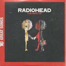 Radiohead The Best Of 10 Great Songs CD NEU Just Karma Police High And Dry