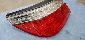 2008-2010 BMW 5 SERIES E60 LCI 528i 535i 550i LEFT DRIVER TAIL LIGHT LAMP OEM