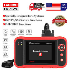 2020 LAUNCH Crp123 X Car Diagnostic Tool Obd2 Scanner ABS SRS Engine Code Reader