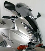MRA VarioTouringScreen Windshield For Honda VFR800 VTEC Interceptor - Smoke Grey