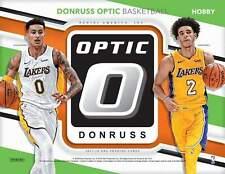 2017-18 Donruss Optic Hobby Box (Factory-sealed). Tatum, Adebayo, Mitchell RC!!!