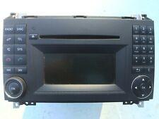 RADIO CD MERCEDES W169 A-Class A1698705794