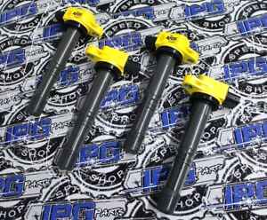 Accel Ignition Super Coil Packs Fits Honda / Acura K20 K20A2 K20Z1 K20Z3 & K24
