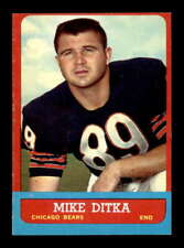 1963 Topps #62 Mike Ditka  EXMT X1397852