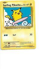 Surfing Pikachu XY - Evolutions Secret Rare