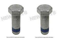 For Mercedes W124 R129 260E Set Of 2 Front Inner Steering Arm Bolts 1244210571