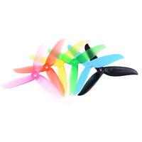 4 pcs DALPROP CYCLONE T5045C FF5045BN 5045 3 Blade propeller for QAV-R HF
