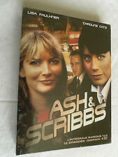 DVD SERIE TELE    ASH & SCRIBBS L' INTEGRALE SAISON 1 ET 2