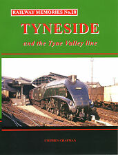 More details for railway book tyneside & the tyne valley line