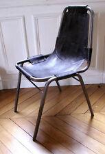 Rare chaise précurseur du modèle les Arcs de Perriand