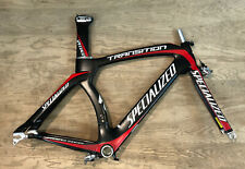 Specialized Transition Pro Carbon TT Road Bike Frame Frameset 54cm Medium 2008