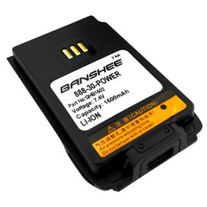 Replacement for Hytera Battery (HYT) BL1502, PD502 PD602 LI-ION
