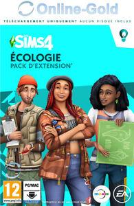 Les Sims 4 Écologie - Eco Lifestyle - PC Code Jeu EA Origin Expansion DLC - FR