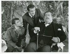 PATRICK MACNEE PATRICK NEWELL THE AVENGERS ORIGINAL 1967 ABC TV PHOTO