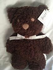 Genuine Britt chocolate coloured Bear RRP $39 Australian Designed