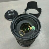 Nikon AF-S DX NIKKOR 18-200mm f/3.5-5.6G ED VR II Lens - VR not functional