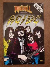 AC/DC Revolutionary Rock N Roll Comic #22 (Jan. 1991) Mint Never Read