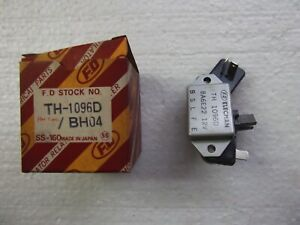 FOR NISSAN OR DATSUN SUNNY B11, 130Y 12V RECTIFIER (JAPAN)(NOS)