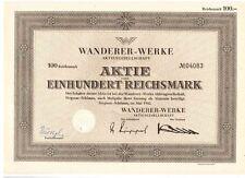 Wanderer Werke  1942 Siegmar - Schönau   100RM