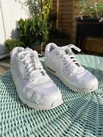 Mens Nike Air Max 90 Essential White Trainers Size UK 11 EU 45 537384-111