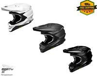 Shoei VFX-EVO Helmet - Adult MX Motocross Dirtbike Offroad ATV/UTV *Free Ship*