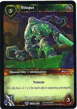 World of Warcraft WOW TCG Reign of Fire: vilegut x 3
