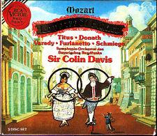 MOZART Le Nozze di Figaro TITUS VARADY FURLANETTO DONATH ZEDNIK COLIN DAVIS 3CD
