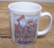 Mary Engelbreit Me The Queen of Everything Coffee Mug Cup