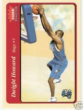 04-05 FLEER TRADITION - DWIGHT HOWARD - ROOKIE CARD