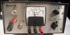 KEPCO ABC REGULATED  DC POWER SUPPLY TESTED