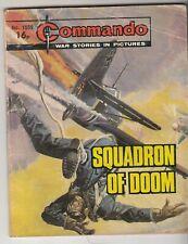 COMMANDO COMIC - No 1559   SQUADRON OF DOOM