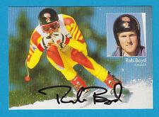 Rob Boyd (CDN) - SKI ALPIN-Canada/Canada - # 2096